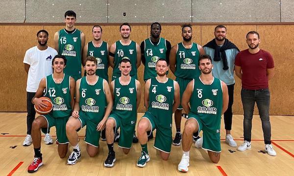 RPA Basket 2021 NM3 equipe