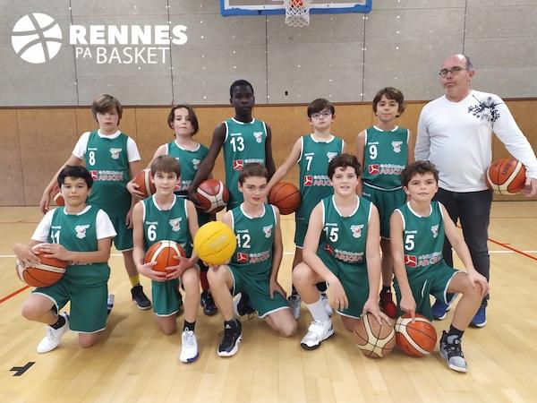 RPA Basket 2122 DMU13 D2 equipe
