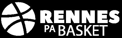 Logo rennes pa basket